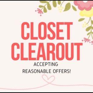 closet close out